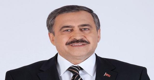 """Veysel Eroğlu: """"Milletimize Ve Bütün Dünyaya Barış, Huzur Ve Adalet Getirmesini Temenni Ediyorum"""""""