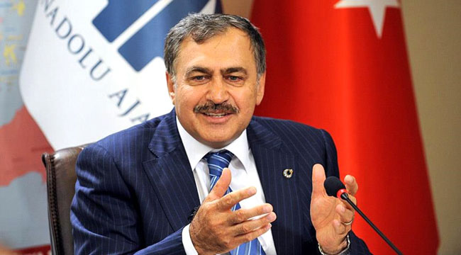 Veysel Eroğlu: Üniversitelerimiz gözbebeğimiz!..