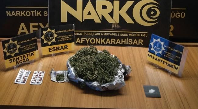 Yenice Mahallesinde uyuşturucu operasyonu!..
