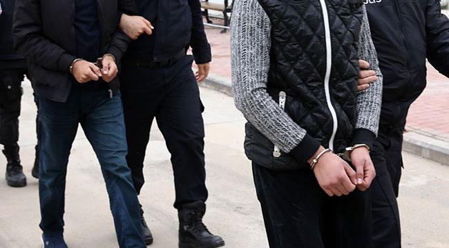 16 şüpheli yakalandı, 9'u tutuklandı
