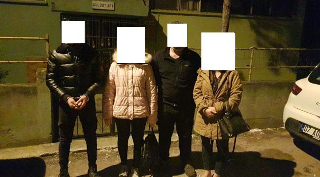 Adli kontrol şartıyla serbest bırakıldılar