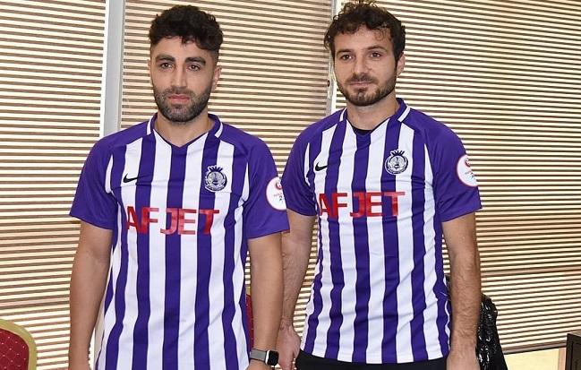 Afjet Afyonspor'da iki transfer birden!..