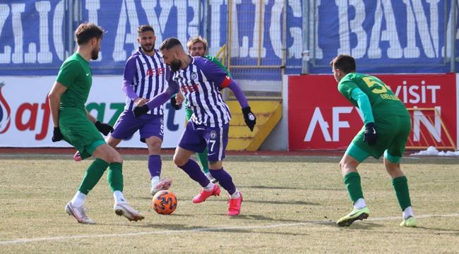 Afjet Afyonspor'dan 3 gol, 3 puan!..