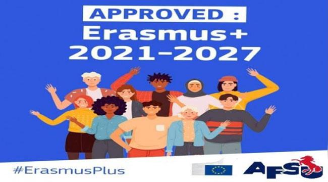 AFSÜ Erasmus + ECHE akreditasyonuna hak kazandı