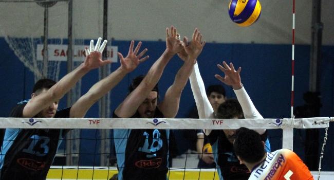 Afyon Belediye Yüntaş, İBB'yi devirdi:3-1