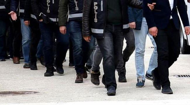 Afyon'da çete operasyonu, 31 gözaltı