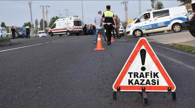 Afyon'da trafik kazası: 3 yaralı