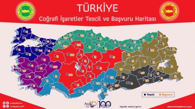 Afyonkarahisar, 33 coğrafi tescil ürünüyle Türkiye'de ilk 10 il arasında!..