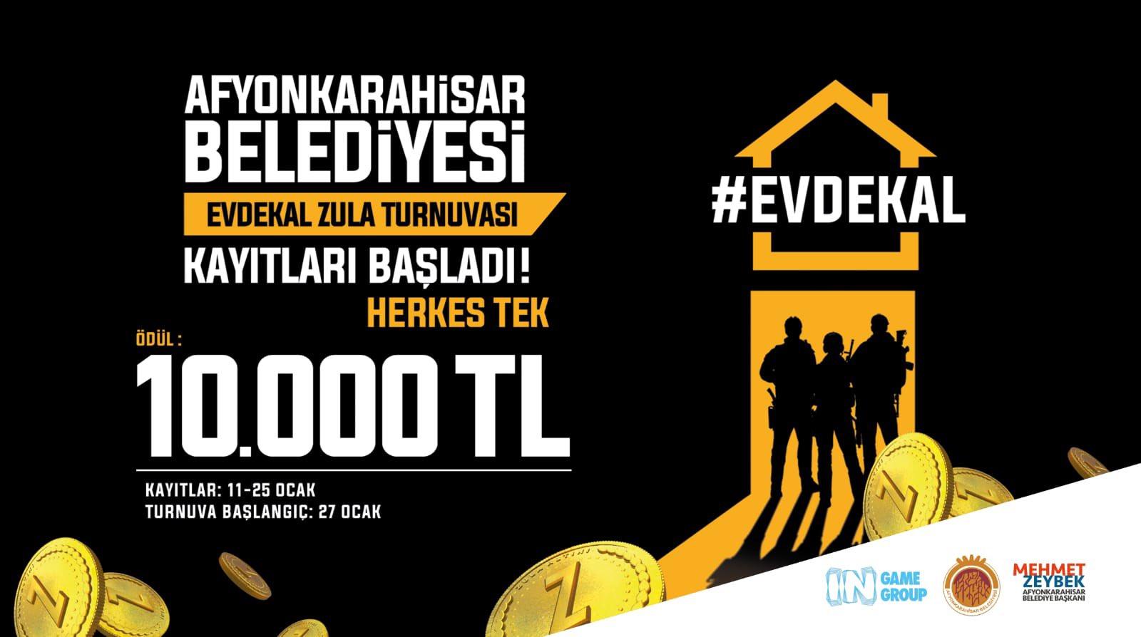 Afyonkarahisar Belediyesi'nden ödüllü yarışma