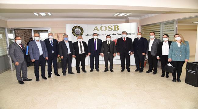 Afyonkarahisar OSB yatırımcılar için genişliyor