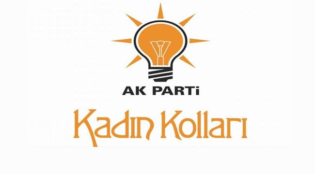 AK Parti Afyon Kadın Kolları yönetim kurulu ve büyük kongre delege listesi