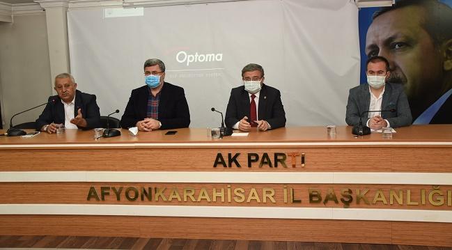 AK Parti Yönetim Kurulu toplantısında gündem; Yatırımlar