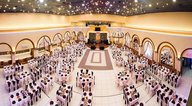 Ataköy'e düğün salonu yapılıyor!..