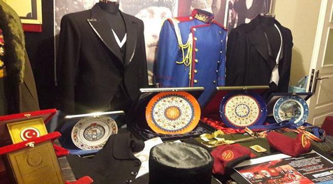 Atatürk Kıyafetleri Sergisi Afyon'a geliyor...