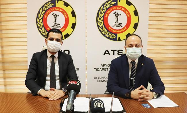 ATSO ile Halkbank arasında finansman protokolü