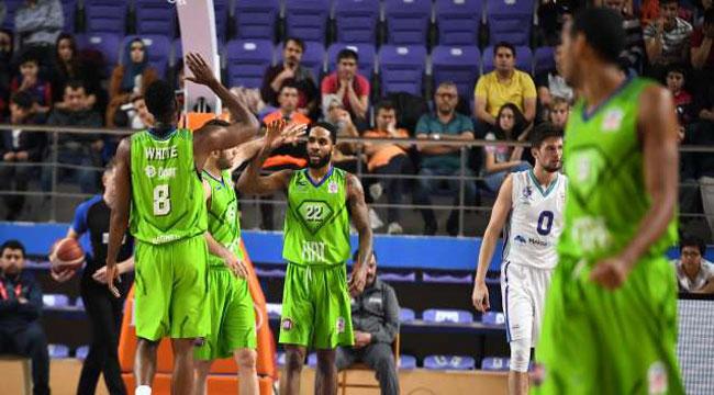 Basketbolda rakip Tofaş