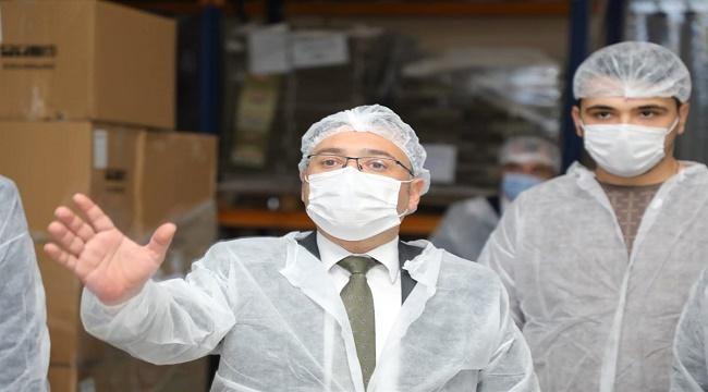 Bu fabrikadan 35 ülkeye lokum ihraç ediliyor!..