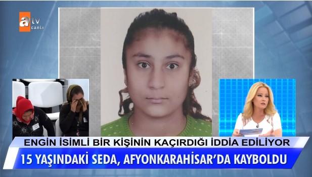 Çay'da kaybolan kız: Kaçırıldı mı?!..