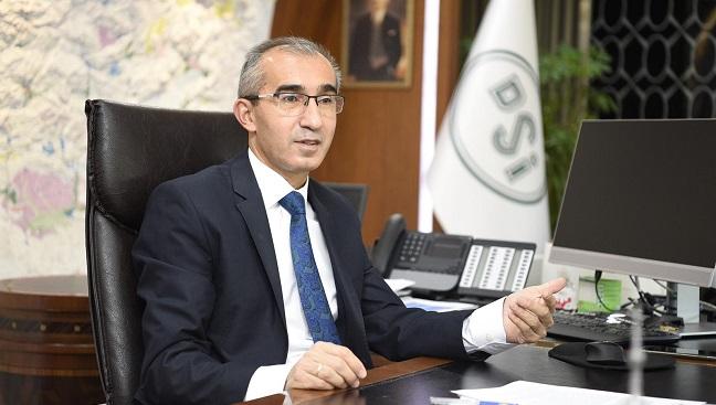 DSİ: Afyonkarahisar'da 157 Milyon m3 su biriktirme hacmine ulaşıldı