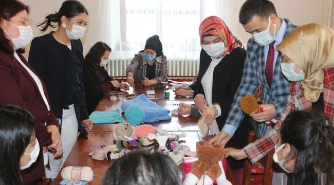 Emirdağ'da Kadın Kooperatifi kuruldu