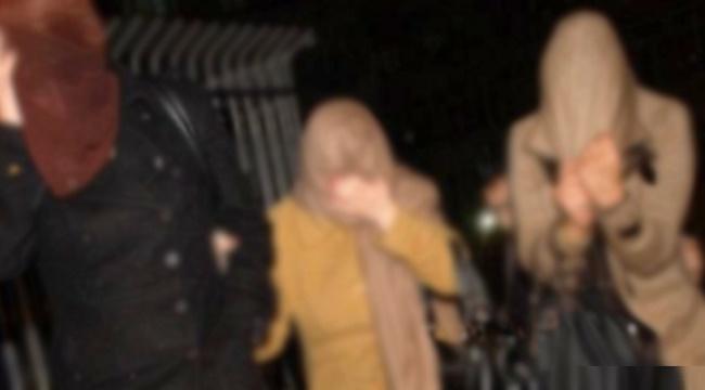 Erenler'de fuhuş operasyonu, 3 kadın gözaltına alındı