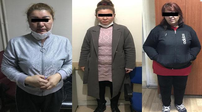 Erenler'de fuhuş operasyonu, 3 yabancı kadına suçüstü!..