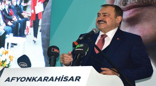 AK Parti Türkiye'de destan yazdı