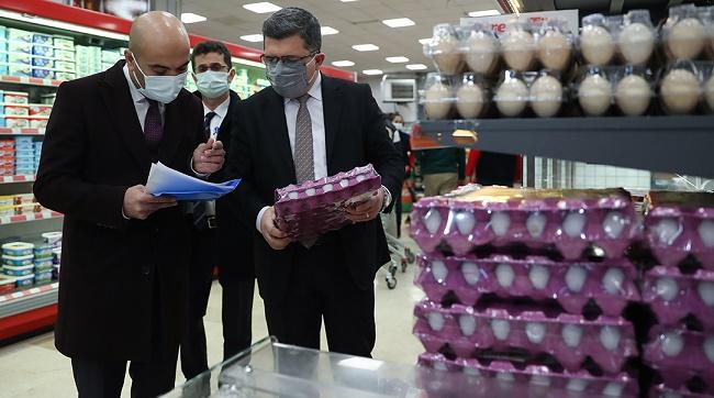 Gıdada fahiş fiyata ceza kesilmeye başlandı!..