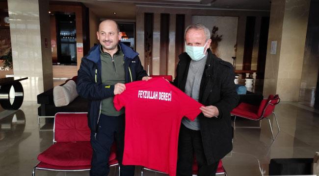 Goalball Erkek Milli Takımı kamp yapmak için Afyon'a geldi