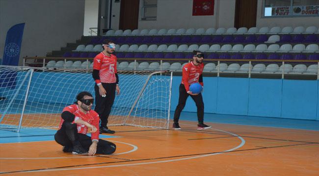 Golbol Erkek Milli Takımı'nda gözler iki büyük organizasyona çevrildi