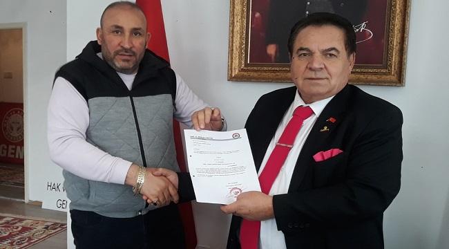 Hak ve Adalet Partisi Afyon İl Başkanlığına atama yapıldı