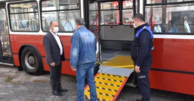 İmamoğlu'ndan Dazkırı'ya otobüs!..