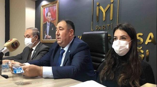 İYİ Partili Mısırlıoğlu, değerlendirme toplantısında sert konuştu!..
