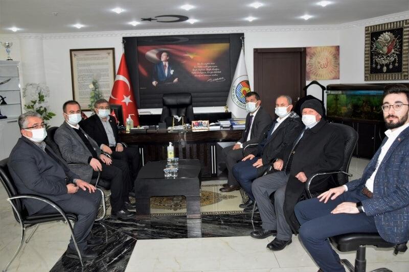 Milletvekili Av. İbrahim Yurdunuseven'den Çay İlçesine ziyaret