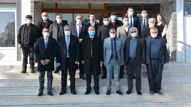 Milletvekili Taytak; Ahmetpaşa, Sinanpaşa, Kırka, Serban ve Kızılören'i ziyaret etti