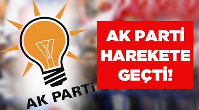 Son dakika... AK Parti harekete geçti!..
