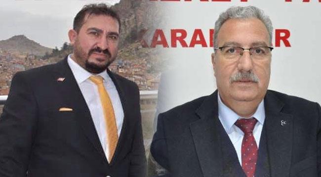Afyon TDP'den MHP'ye çok sert tepki: Haddini bil Kocacan!..