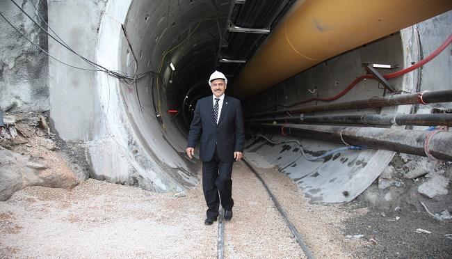 Veysel Eroğlu, Ankara'ya yapılan içme suyu yatırımlarını anlattı