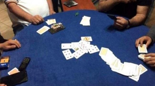 Yine kumar operasyonu: 12 kişiye ceza