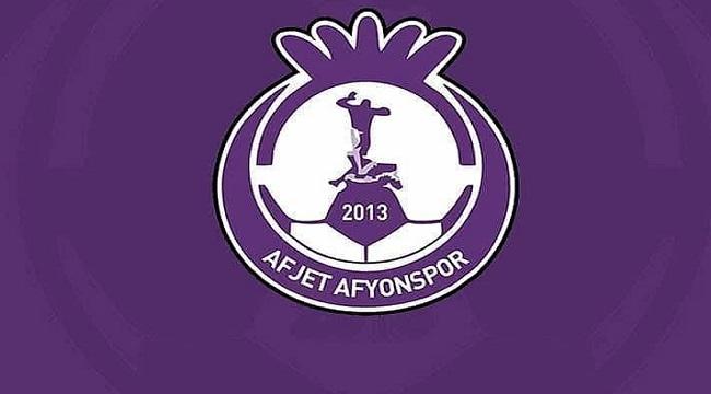 Afjet Afyonspor'da bir futbolcuyla daha yollar ayrıldı