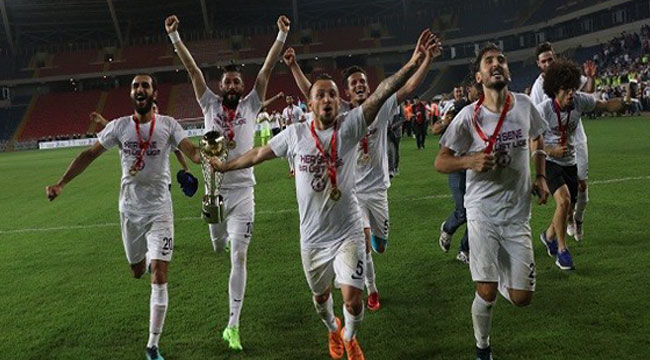 Afjet Afyonspor - Sakaryaspor final maçı!..