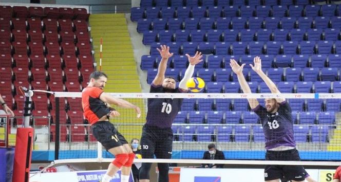 Afyon Belediye Yüntaş, evinde mağlup:2-3