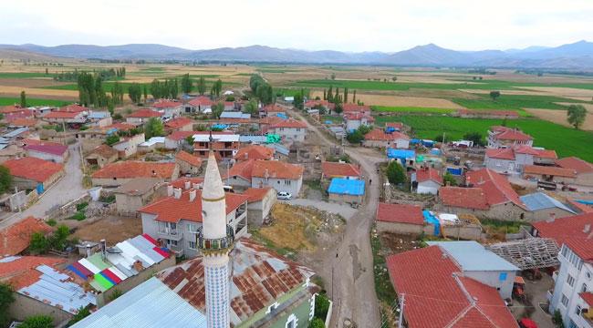 Afyon'da 14 köyün nüfusu 1500'ün üstünde!..