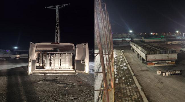 Afyon'da 30 ton kaçak akaryakıt ele geçirildi
