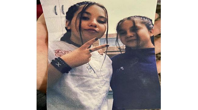 Afyon'da kaybolan iki kız kardeşten biri bulundu