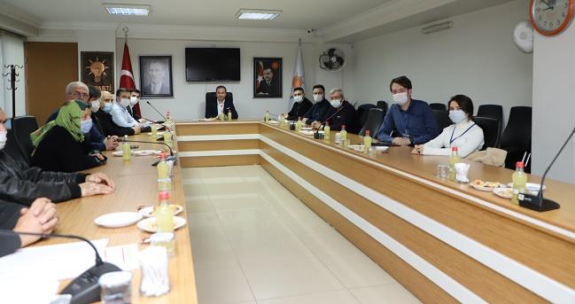 Afyon'da kentsel dönüşüm toplantısı: Vatandaşın talepleri dinlendi, çözüm önerileri tartışıldı