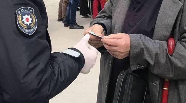 Afyon'da kısıtlamayı ihlal eden 130 kişiye para cezası
