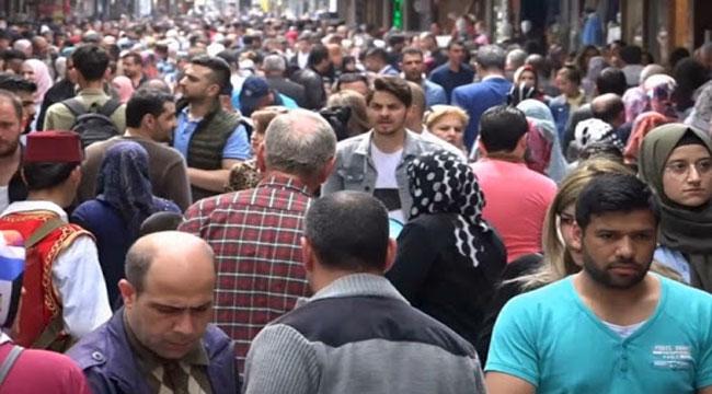 Afyon'da yabancı uyruklu nüfusu 11.000!..