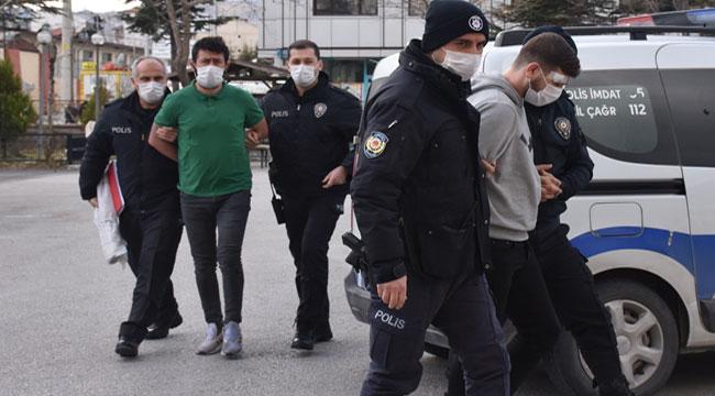 Afyon Erenler'deki olay, 2 zanlı tutuklandı!..