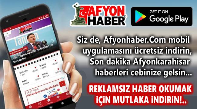 Afyonhaber, Google Play güncellendi!..